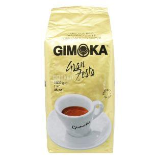 Gimoka Gran Festa, 1 кг, Кофе Джимока Гран Феста, средней обжарки, в зернах