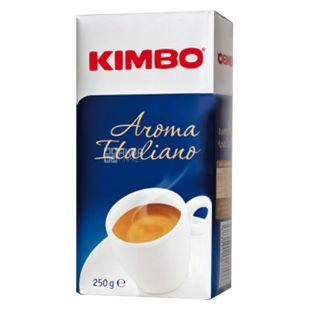Kimbo, 250 г, кава, Aroma Italiano мелена