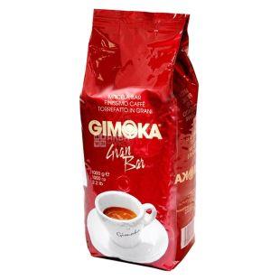 Gimoka Gran Bar, 1 кг, Кава Джімока Гран Бар, середнього обсмаження, в зернах