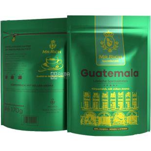 Mr.Rich, Guatemala, 170 г, Растворимый кофе, Гватемала
