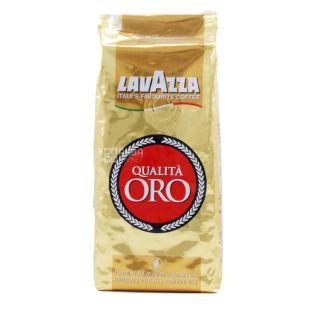 Lavazza, Qualita Oro Original, 250 г, Кава Лаваца, Куаліта Оро Ориджинал, середнього обсмаження, в зернах