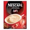 Nescafe Original 3 в 1, 20 шт., 344 г, Кофе Нескафе Ориджинал, растворимый, в стиках