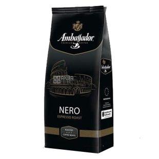 Ambassador Nero, Кава зернова, 1 кг