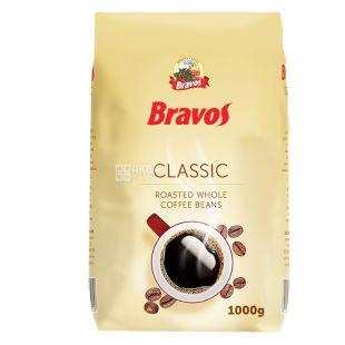 Bravos, 1 кг, зерновой кофе, CLASSIC