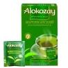 Alokozay, 25 шт., чай зеленый, с мятой, Марокканский