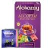 Alokozay, 25 шт., чай фруктовий, Асорті