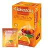Alokozay, 25 пак, Чай чорний Алокозай, з апельсином