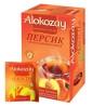 Alokozay, 25 пак, Чай чорний Алокозай, з персиком