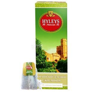 Hyleys 25 pcs., Tea, English Green with Jasmine