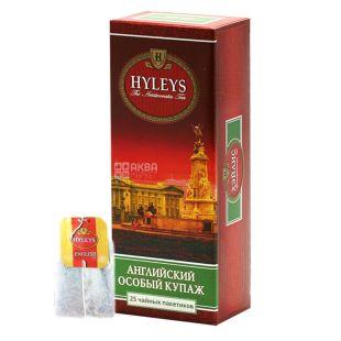 Hyleys, 25 pcs, black tea, Royal Blend