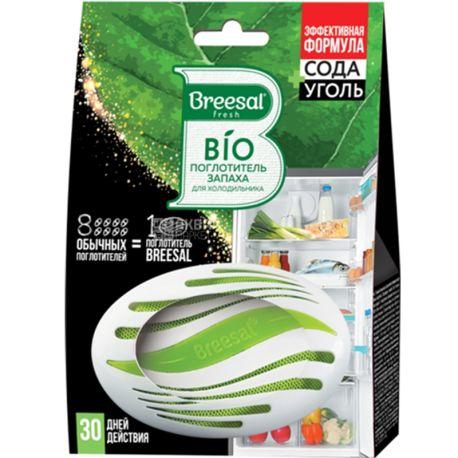 Breesal, 80 г, Біопоглинач запаху, Для холодильника
