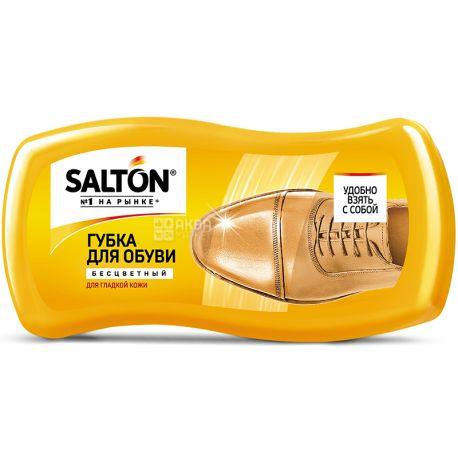 Salton, Губка для гладкой кожи, бесцветная