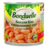 Bonduelle, 425 ml, white beans, in tomato sauce