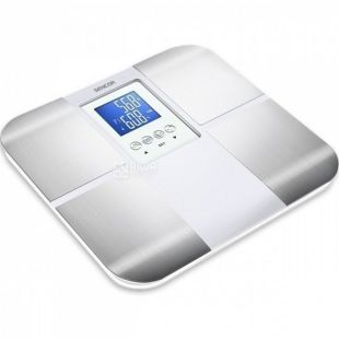 Sencor SBS6015WH, Floor and electronic scales, up to 180 kg