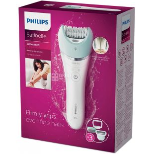 Philips BRE620 / 00, Epilator, for wet and dry hair removal