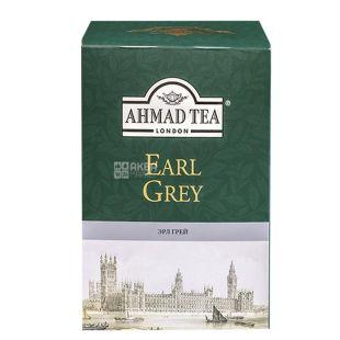 Ahmad Tea Earl Grey, 100 г, Чай черный Ахмад Ти Эрл Грей