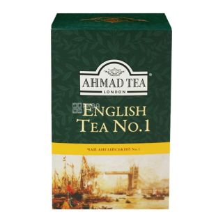 Ahmad, 100 г, чай черный, English Tea No.I