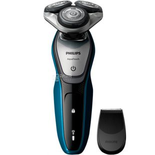 Philips S5420 / 06, Electric shaver, for wet and dry shaving