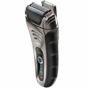 MOSER WAHL Aqua Shave 07061-916, Електробритва роторна, для вологого і сухого гоління