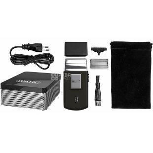 WAHL Travel Shaver 03615-1016, Електробритва сіткова, дорожня, для сухого гоління