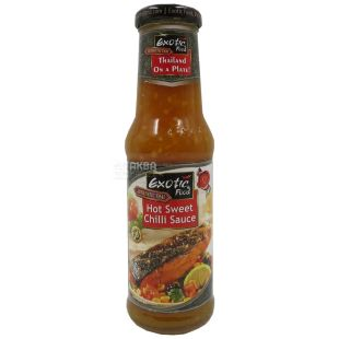 Exotic Food, 250 ml, Chili Sauce, Spicy Sweet