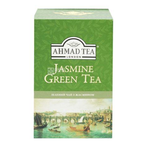 Ahmad, 75 г, чай,  Jasmine Green Tea