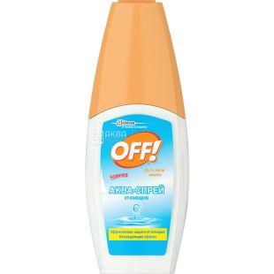 Off !, 100 ml, Aqua mosquito spray