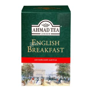 Ahmad, 100 г, чай черный, English Breakfast Tea