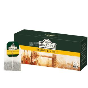 Ahmad, 25 шт., чай чорний, English Tea No.1