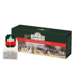 Ahmad, 25 шт., чай чорний, English Breakfast Tea