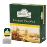 Ahmad English Tea №1, 100 пак, Чай чорний Ахмад Інгліш Ті з бергамотом