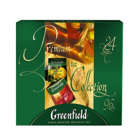 Greenfield 96 пак. Асорті Premium Collection