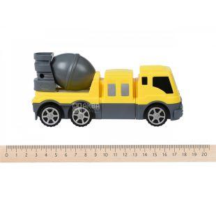 Same Toy, Магнитный конструктор, Машины, 6 деталей, с 3 лет