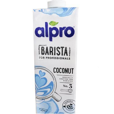 Alpro, Coconut for Professionals, 1 л, Алпро, Профешнл, Кокосове молоко