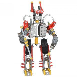 Same Toy Inteligent DIY Model, Конструктор металлический, Робот, 237 деталей, с 8 лет
