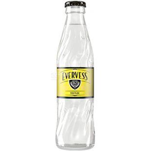 Evervess Tonic, 0,25 л, Эвервес тоник, Вода сладкая, сильногазированная