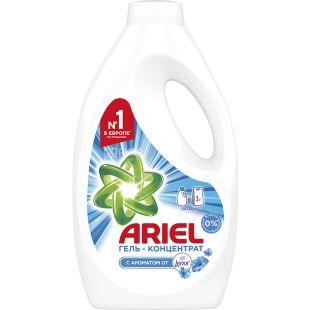 Ariel, Touch of Lenor Fresh, 1.3 л, Гель-концентрат для стирки цветного белья