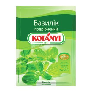 Kotanyi, 9 g, chopped basil