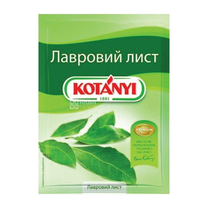 Kotanyi, 4 г, лавровий лист