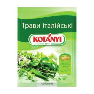 Kotanyi, 14 g, seasoning, Italian herbs