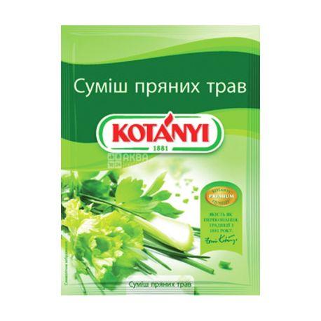 Kotanyi, 8 г, приправа, Суміш пряних трав