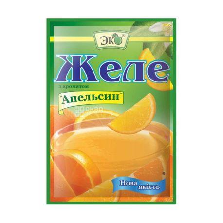 Эко, 90 г, желе, апельсин