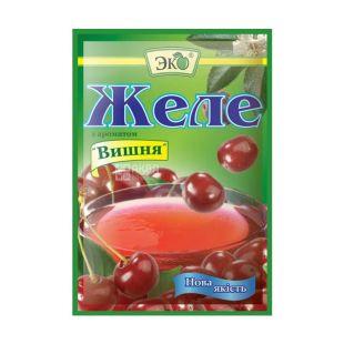 Eco, 90 g, jelly, cherry