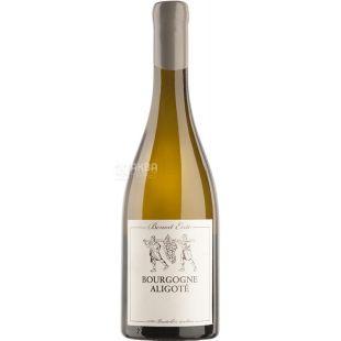 Benoit Ente, Bourgogne Aligote, 0,75 л, Вино біле сухе