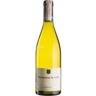 Coffinet-Duvernay, Bourgogne Aligote, 0,75 л, Вино біле сухе