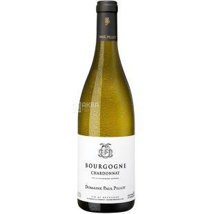 Domaine Paul Pillot, Bourgogne Chardonnay, 0,75 л, Вино біле сухе