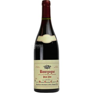Domaine Confuron Christian, Bourgogne, 0,75 л, Вино червоне сухе