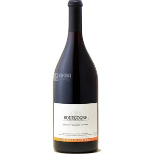 Domaine Tollot-Beaut, Bourgougne Rouge, 0,75 л, Вино червоне сухе