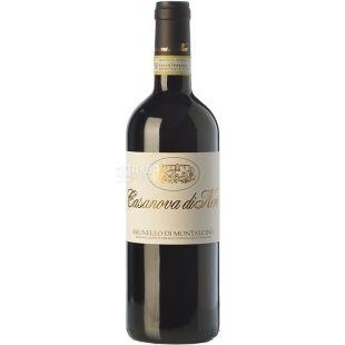 Casanova di Neri, Brunello di Montalcino, 0,375 л, Вино червоне сухе