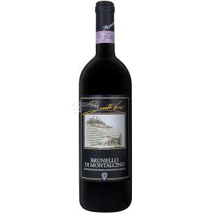 Sassetti Livio, Brunello di Montalcino, 0,75 л, Вино червоне сухе